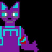 Venti – Pixel Art de Lou
