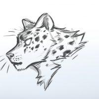 Flyeen – Léopard des neiges